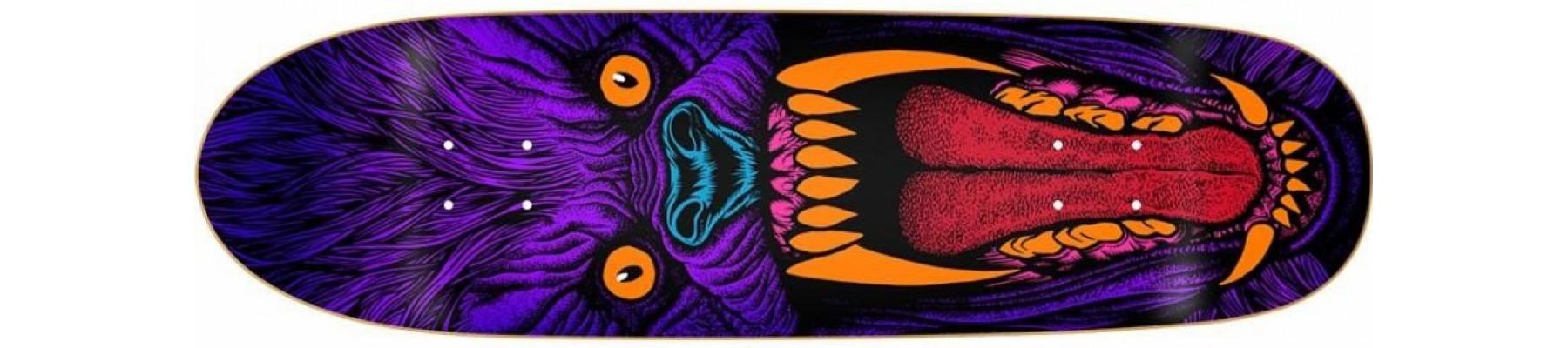 DEATHWISH SL Purple Wolf 8.75