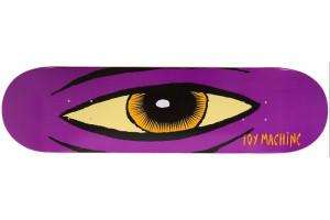 Toy Machine Sect Eye Purple