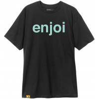 Enjoi Helvetica logo BlkGrn