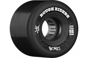 Bones Rough Riders Black 80A