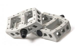 Eclat Surge Plastic pedals Warm grey