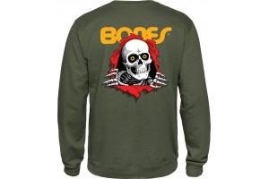 Bones Ripper Army Heather