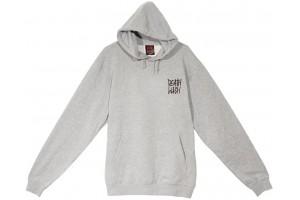 DEATHWISH The truth hoodie grey