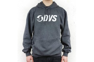 DVS Core Logo Pullover Heather