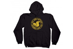 DVS OG Circle Pullover BlackYellow