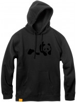 ENJoi Panda Flocking Hood