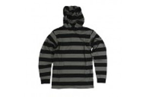 FALLEN Newport BLACKGREY Stripe