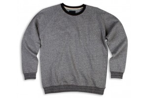 Matix Fleece Leisure Crew Charcoal