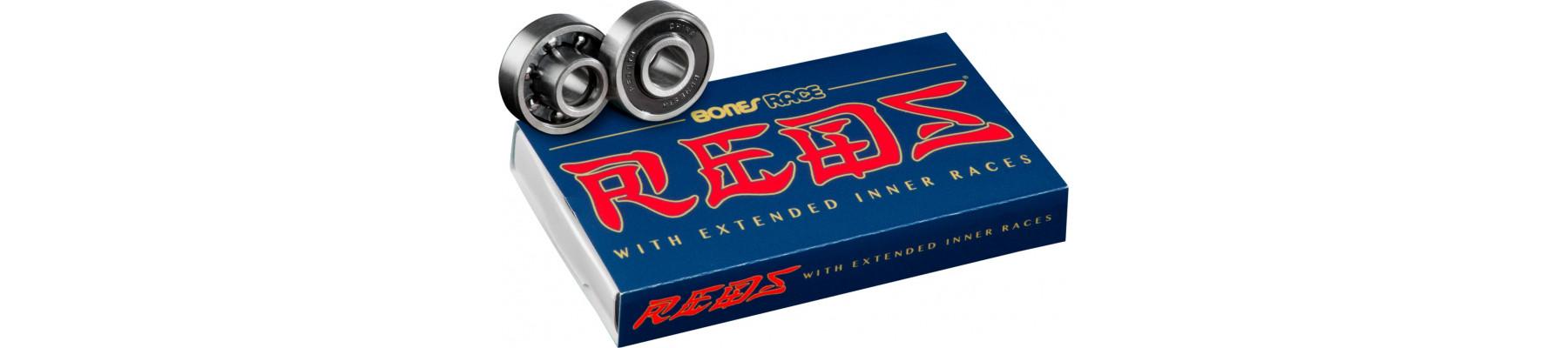 Bones Race REDS