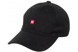 686 Camp 5Panel Adjustable Hat Black