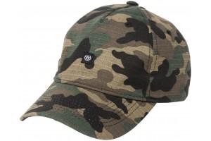686 Camp 5Panel Adjustable Hat Camo