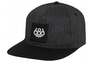 686 KNOCKOUT 5PANEL BLACKDENIM