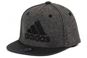 Adidas Flat Cap GrBlk VSN1