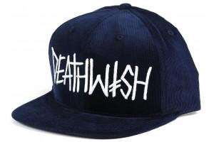 DeathWish Deathspray Navy Cord