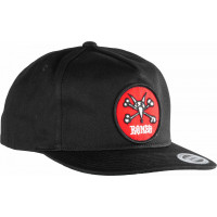 Powell Peralta Vato Rat Patch Black