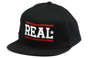 Real Bar Logo Black