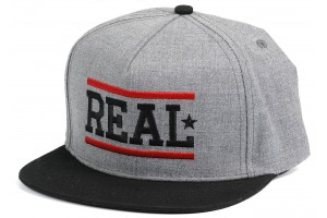 Real Bar Logo GreyBlack