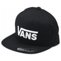 Vans DROP V BOYS BLACK WHITE