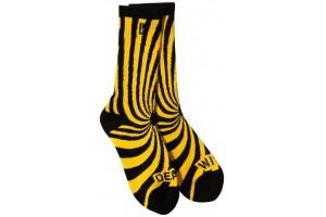 DEATHWISH Discordia YLW Socks
