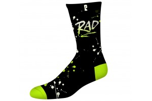 Psockadelic RAD BLACKLIME GLOW IN THE DARK