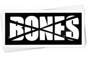 Bones Impact Sticker