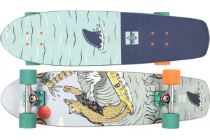 Dusters California Kentaro Teal 31
