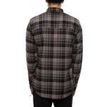 686 Heavyweight Flannel Charcoal Plaid