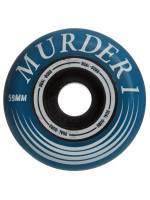 M1 URETHANE Dual Durometer Blue 59mm