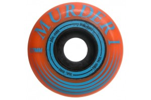 M1 URETHANE Dual Durometer Orange 57mm