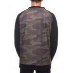 686 Crewneck Bonded Fleece Sweatshirt Faticue Camo DRW