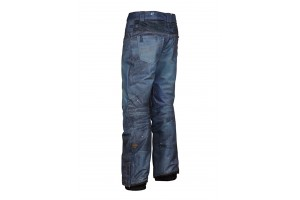 686 Deconstructed Denim Insulated Pant 10K/10K