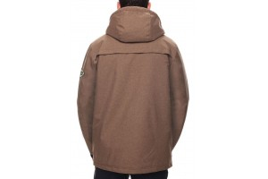 686 Flight Insulated Khaki melange DRW
