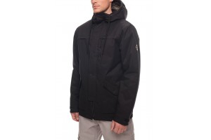686 Flight Insulated black DRW