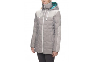 686 WMNS GLCR BLISS DOWN INSULATED LTGREY DRW/-28'C