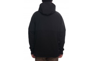 686 GLCR Fusion Softshell Tech Black Fleece DRW 10K/10K