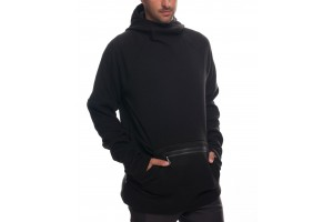 686 GLCR KNIT MID LAYER TECH FLEECE Black