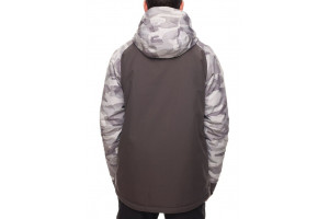 686 Geo Insulated GREY CAMO COLORBLOCK 10K/10K/-18'C