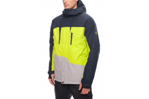 686 Geo Insulated Navy COLORBLOCK 10K/10K/-18'C