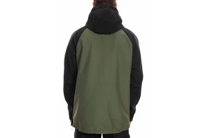 686 Hoody Surplus Green 10K/10K