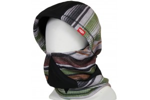 686 Hunter Face Mask Stripe