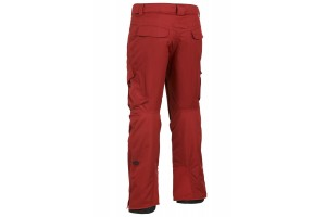 686 INFINITY INSULATED CARGO PANT Rusty Red 10K/10K/-12'C
