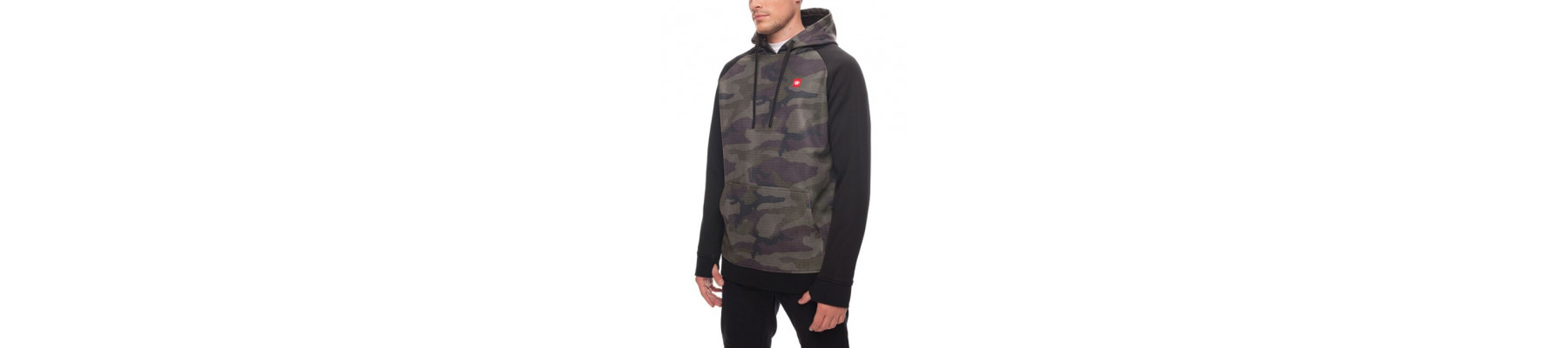 686 Knockout Bonded Fleece Hoody Fatigue Camo DRW/-7'C
