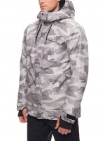 686 League Insulated Jacket GREY CAMO 10K/10K/-18'C