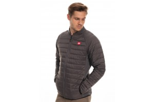 686 Thermal Puff mid layer Jacket Grey