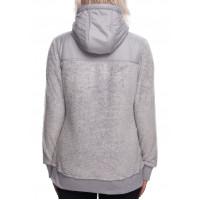 686 WMNS Flo Polar Zip Fleece Grey