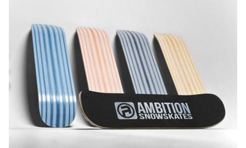 Ambition Snowskate 8.5  SE