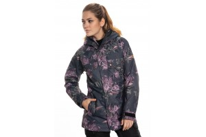 686 WMNS DREAM INSULATED BLACK TIGER LILY 10K/10K