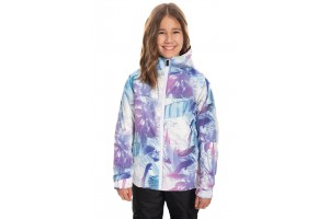 686 Youth Speckle Insulated Lagoon Ombre Palm 10K/10K/-18C