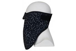 686 WMNS Strap Face Mask Black angular