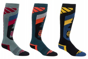 686 So Fresh Sock 3-Pack